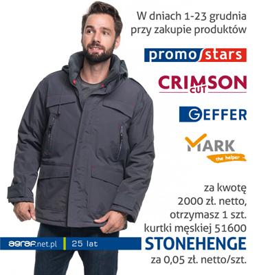 (Polski) Promocja kurtek Stonehege