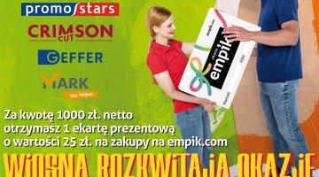 (Polski) Promocja WIOSNĄ ROZKWITAJĄ OKAZJE